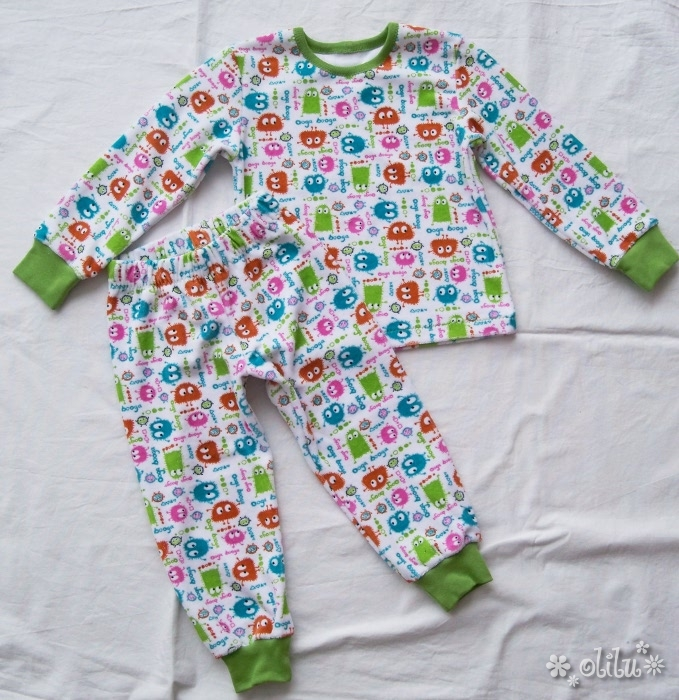Schlafanzug – olilu