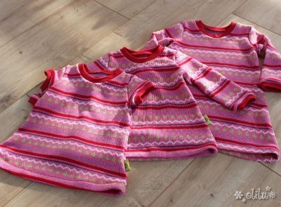 Geteilt-durch-Kleid