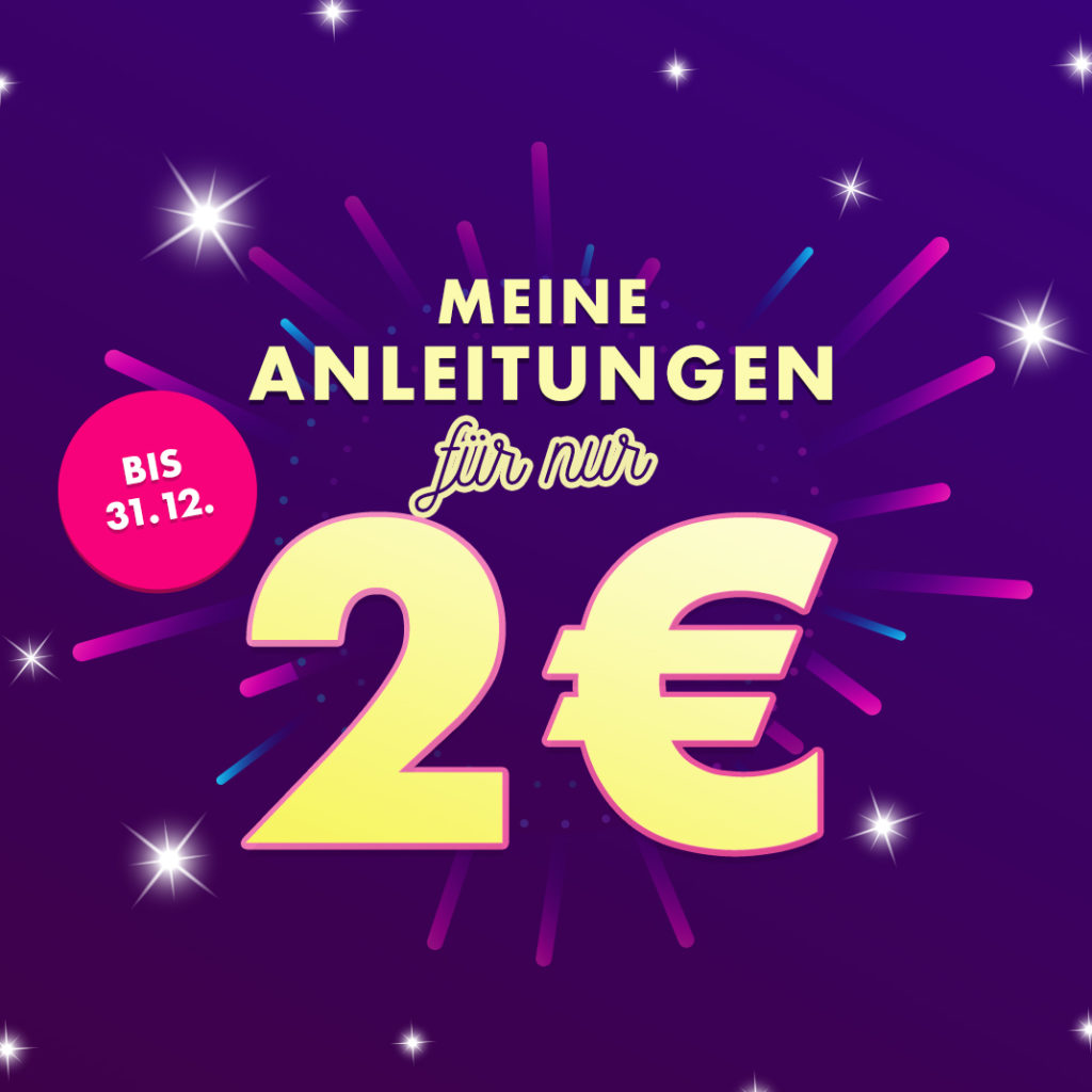2€-Aktion bei Makerist!
